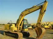 卡特320挖掘機