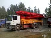 三一混凝土輸送泵車